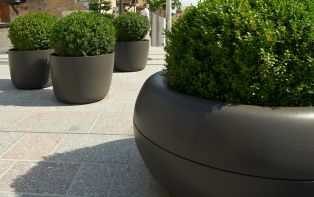 Decorative Garden Patio Planters and Modern Plant Pots IOTA UK