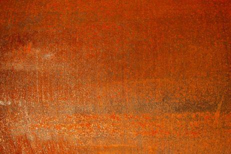Corten steel surface finish