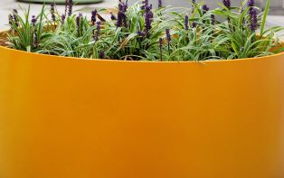 Boulevard Chromatic Planters