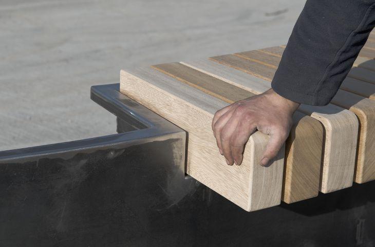 public_realm_corten_steel_benching
