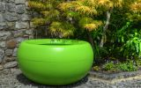 ALADIN 112cm planter in Pantone 376 C, for Wigan Council