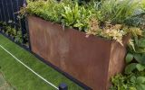 IOTA Corten steel planter