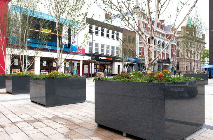 Bespoke Tree Planters Amp Large Planters For Trees Iota S