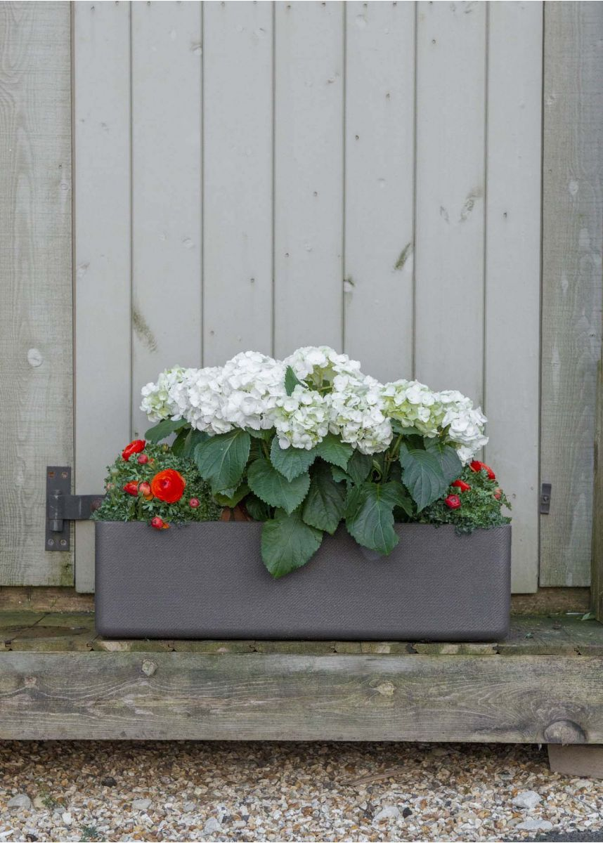 Window box plant pots 60cm