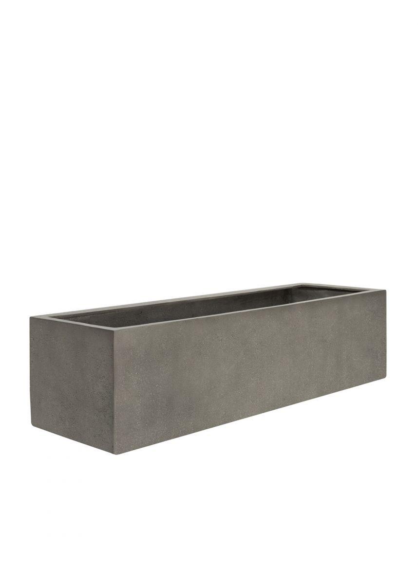 Grey Window Box Planter 80cm