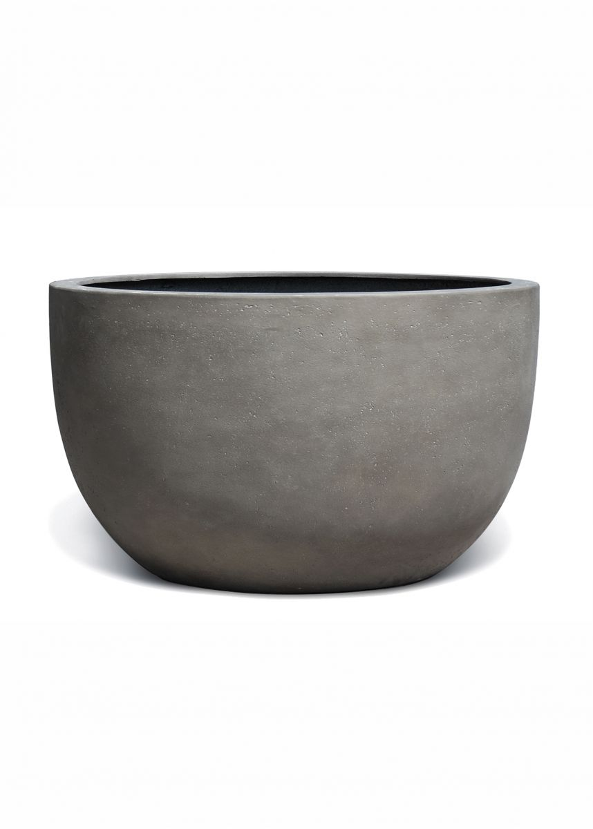 Enclave Round Low plant container