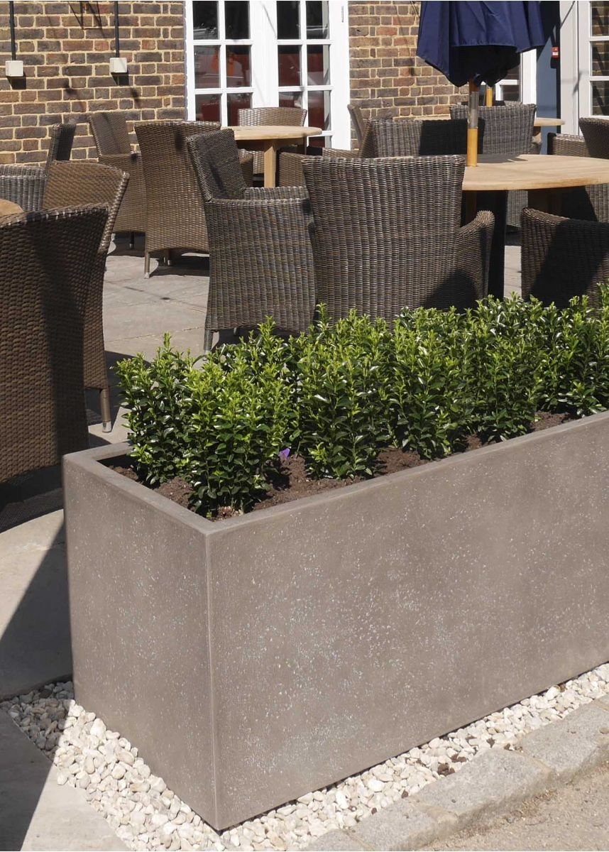 1200cm Trough Garden Planter