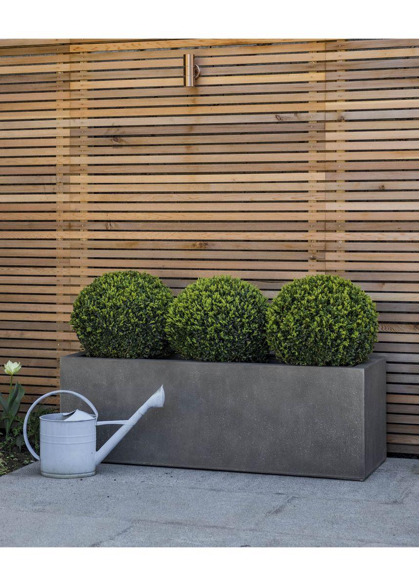 Lightweight Grey Extra Large Trough Box