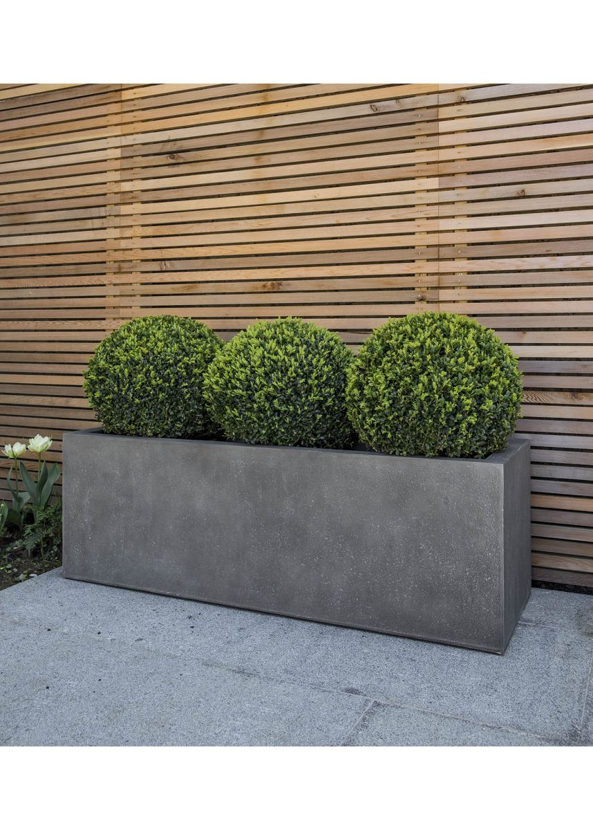 1500cm Wide Trough Garden Planter