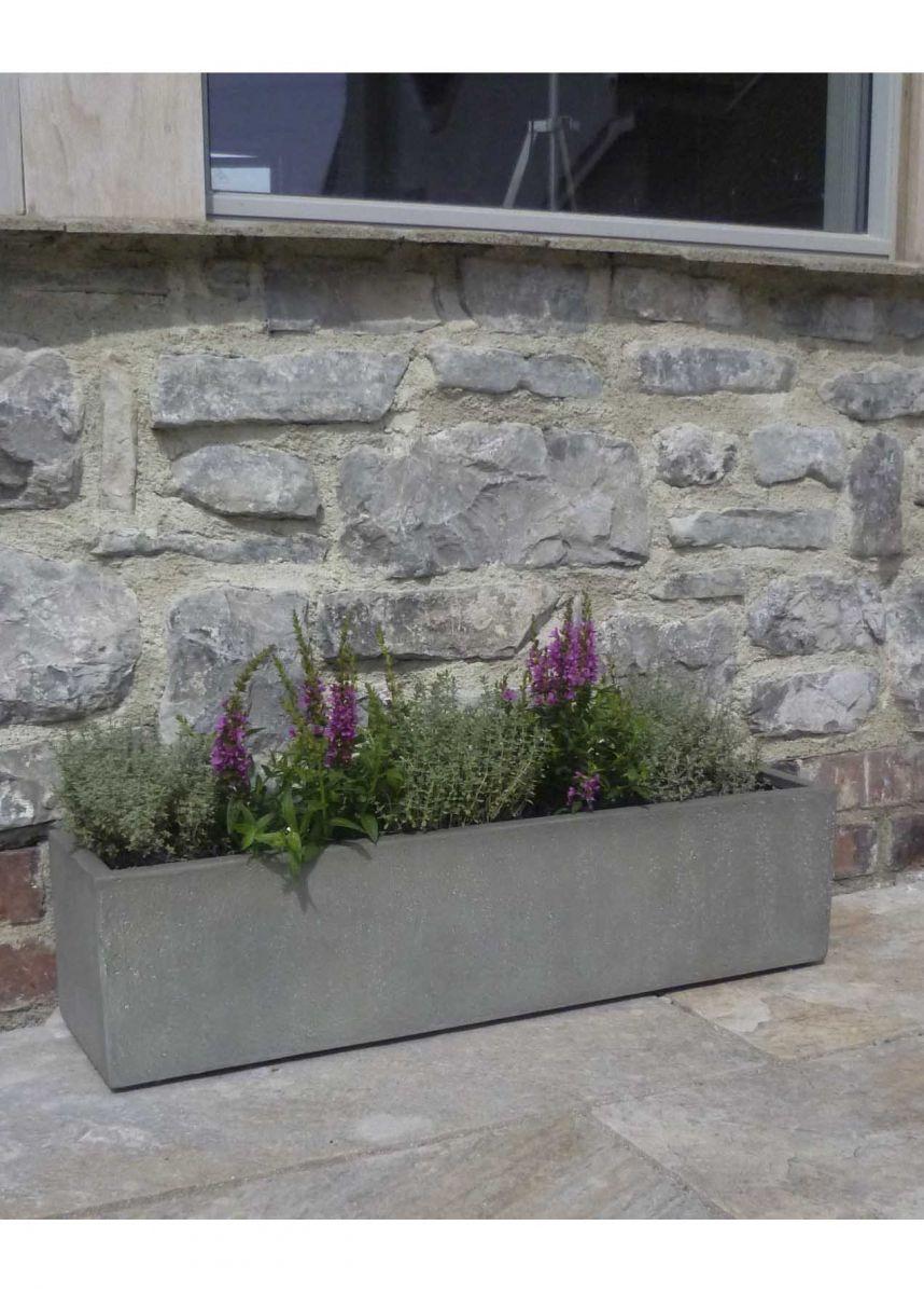 Long Narrow Window Planter Box