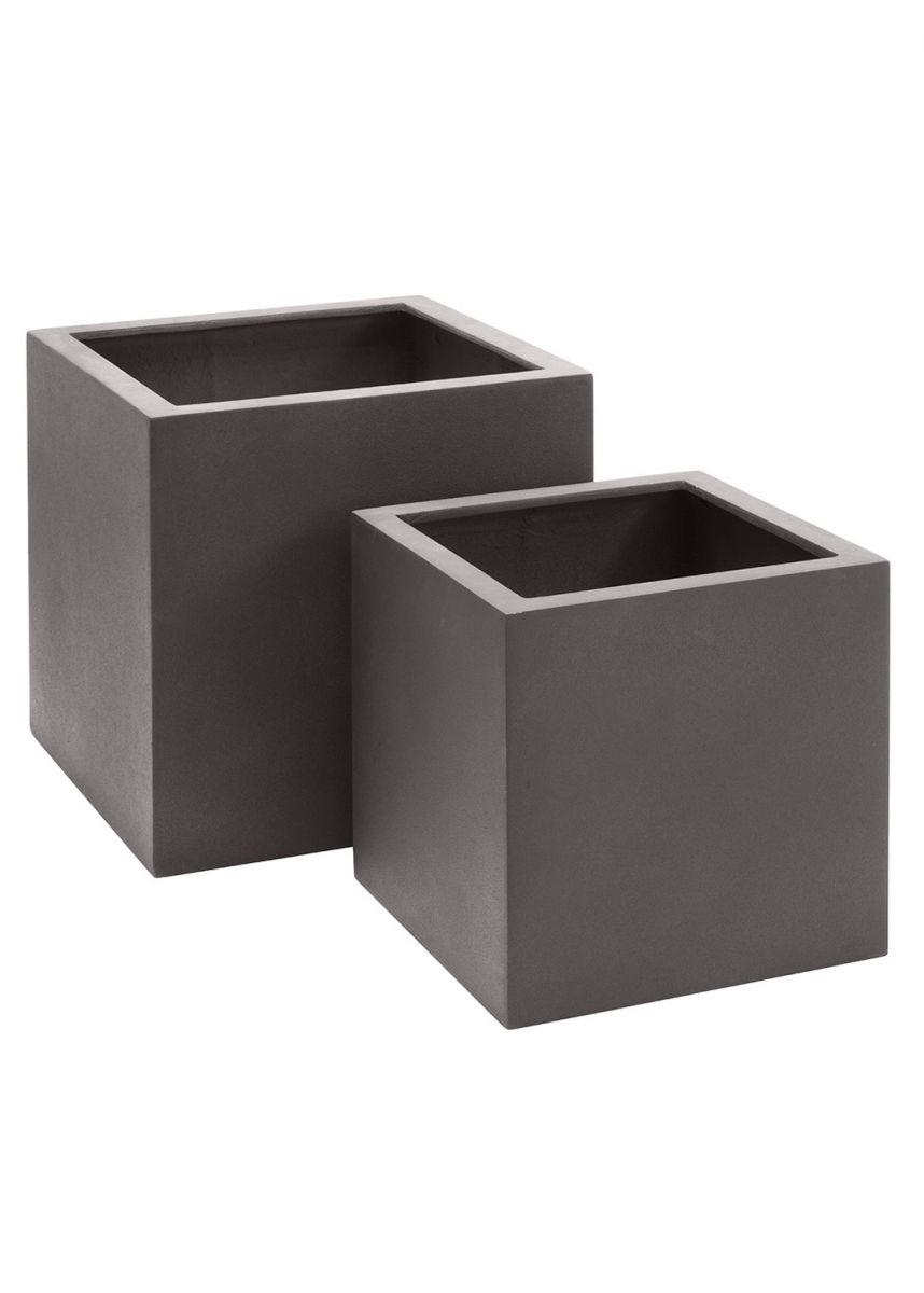 Forum Cube GRP 40cm and 50cm Planters