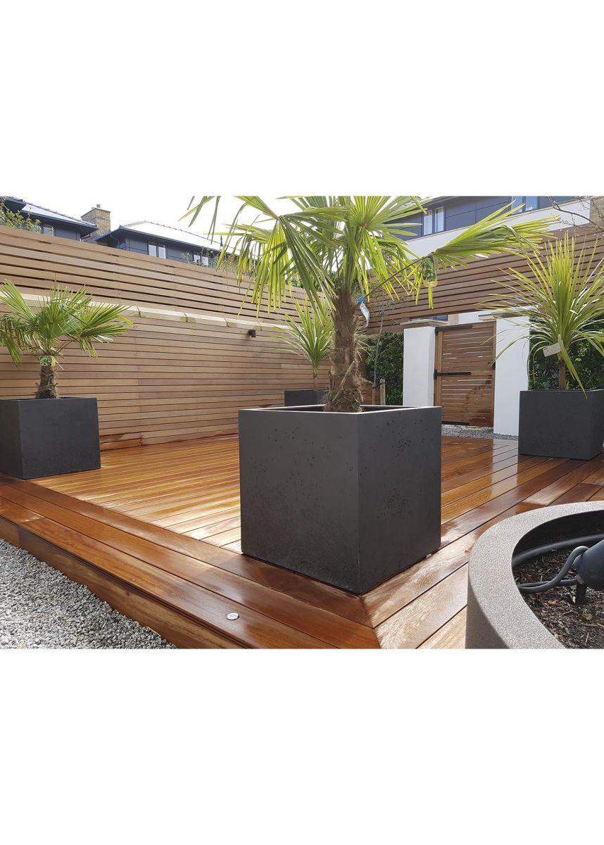 Garden 60cm Cube Planters