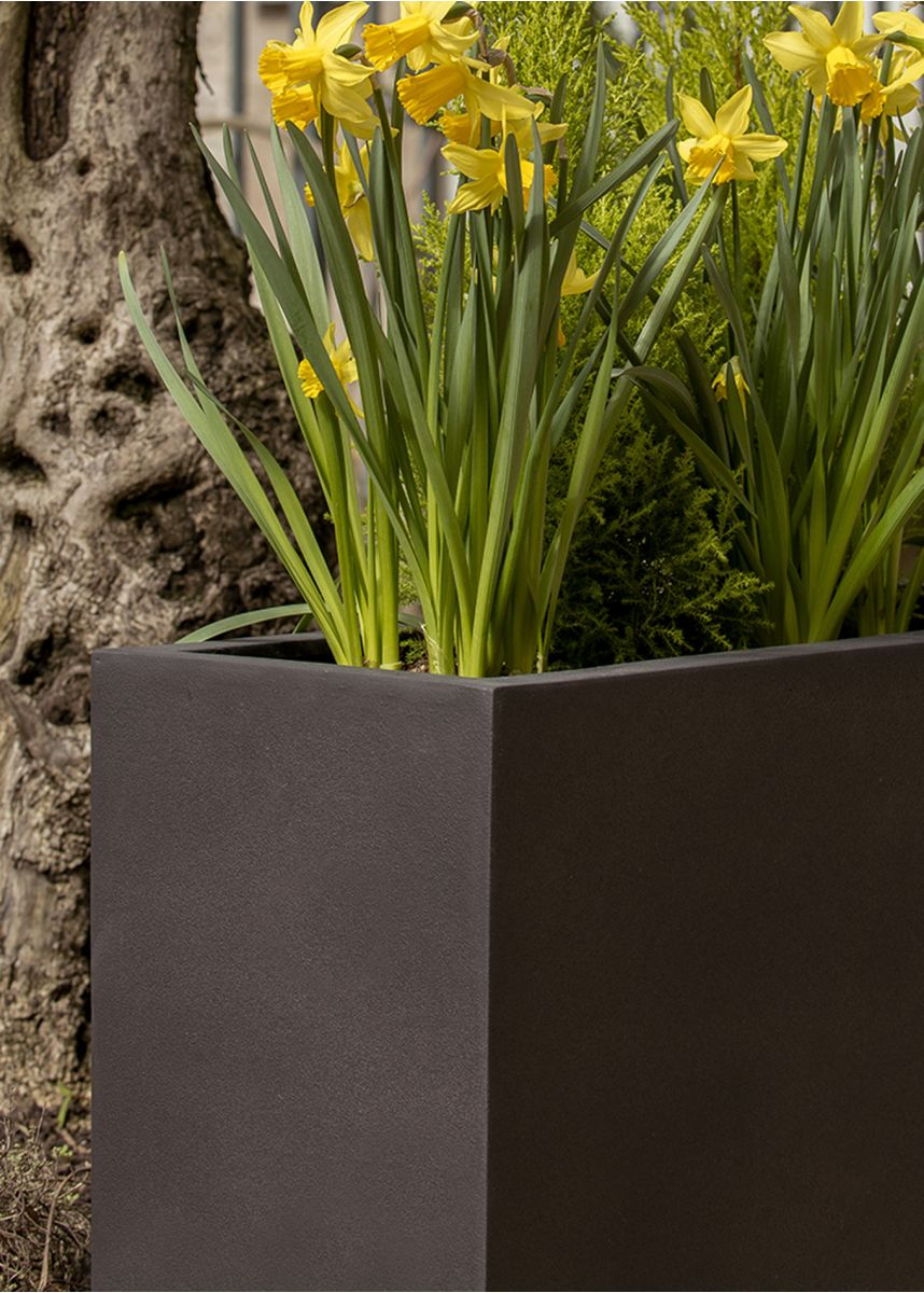 Trough Outdoor GRP Forum Planter