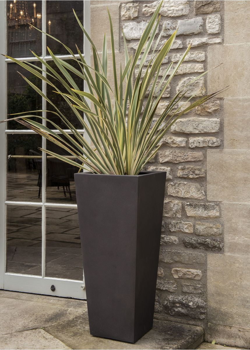 Fibreglass 90cm Tall Planter Pots