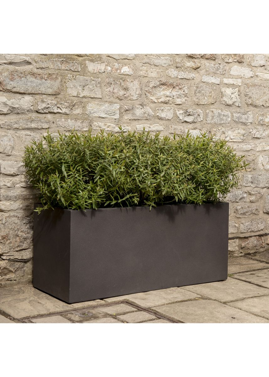 Fibreglass Trough Garden Planters