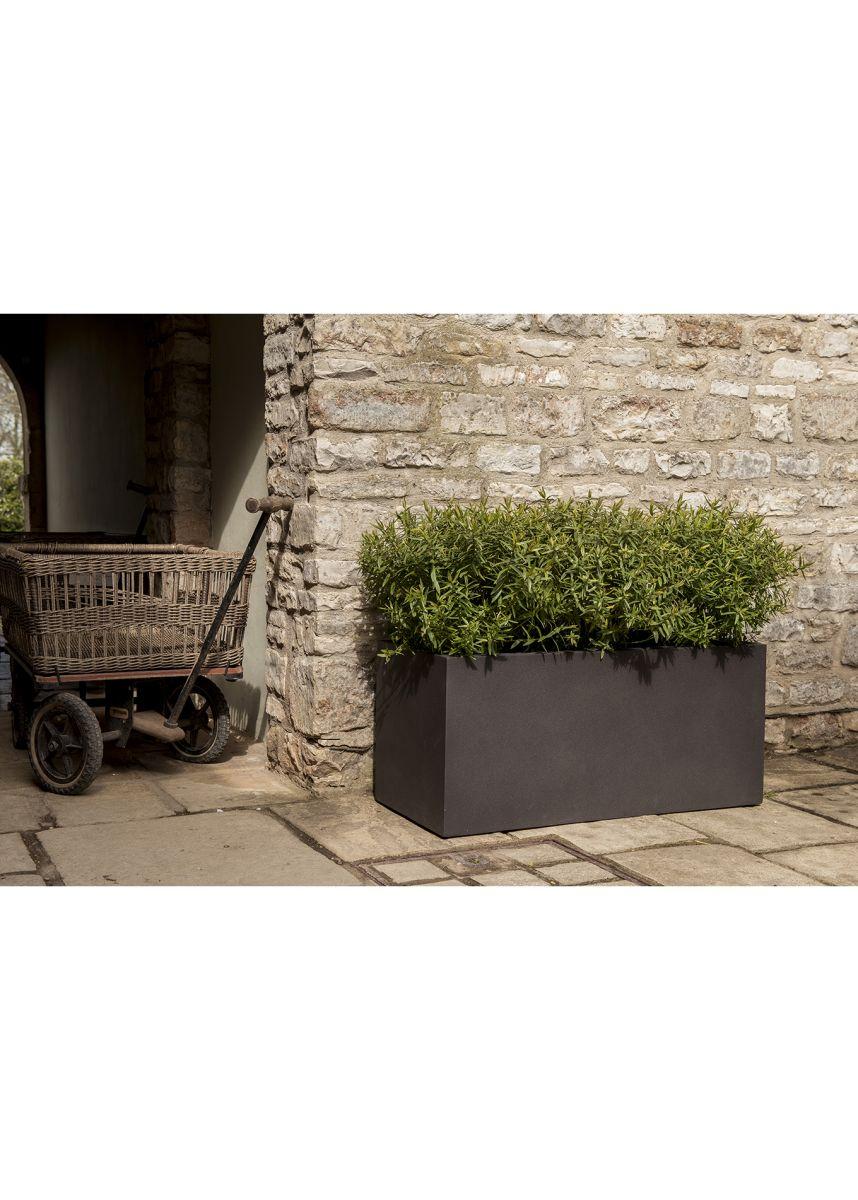 GRP Trough Outdoor Planter Pots