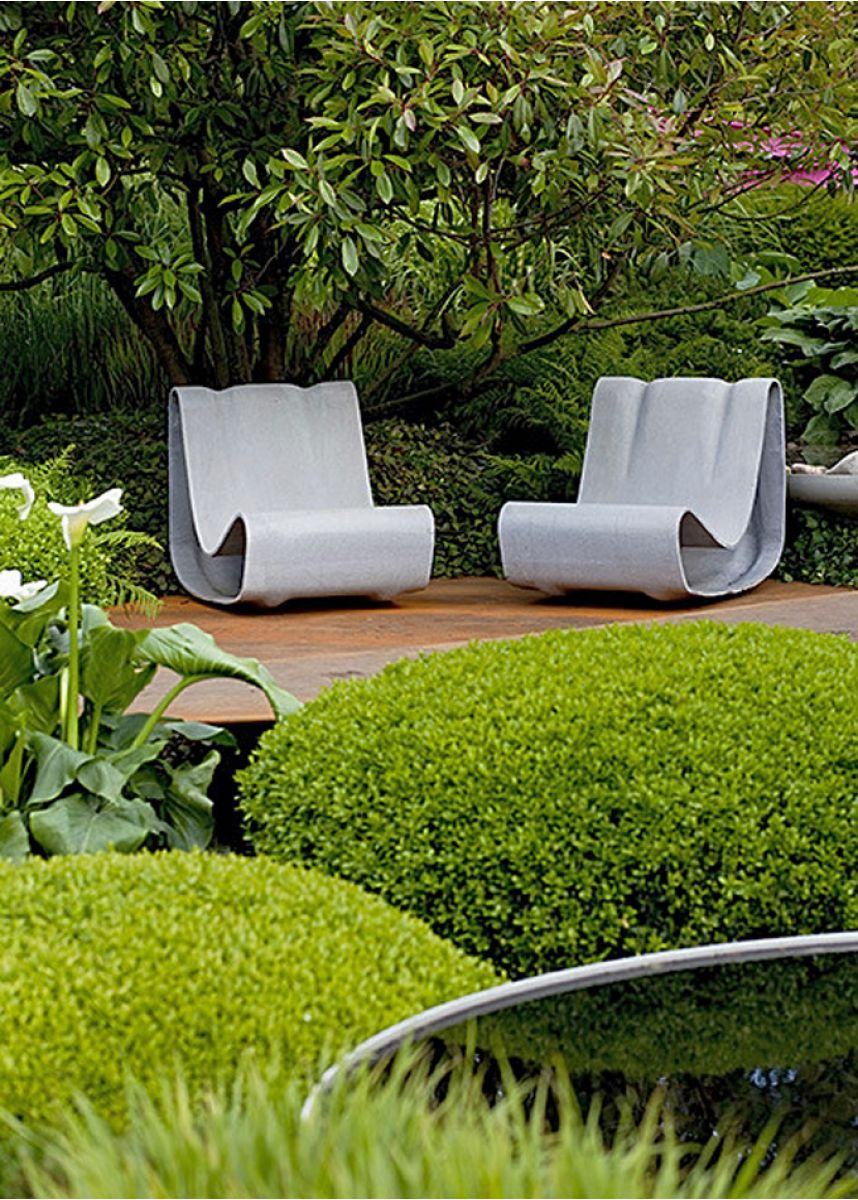 Loop Swiss Design Garden Furniture