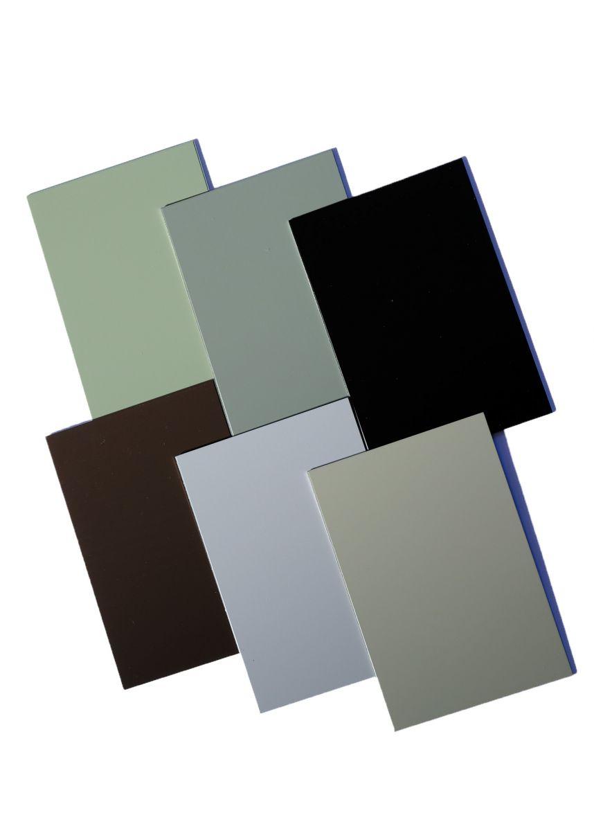 powder coat colour samples