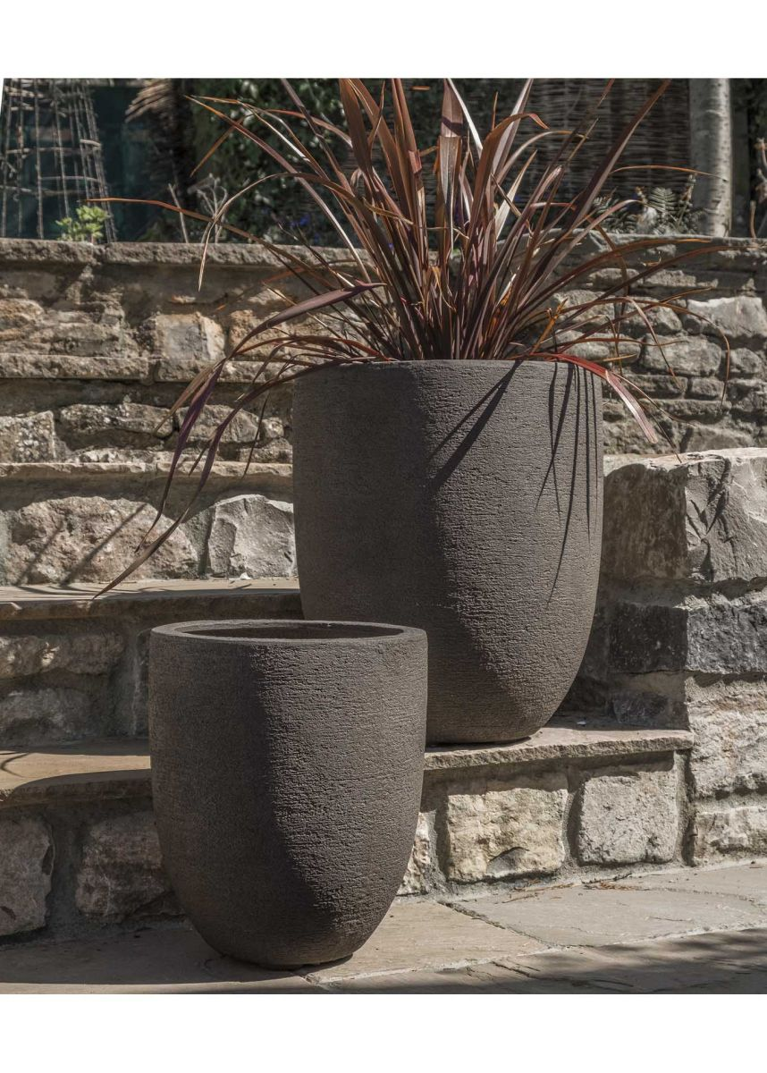 47cm and 35cm Tall Roto Planters