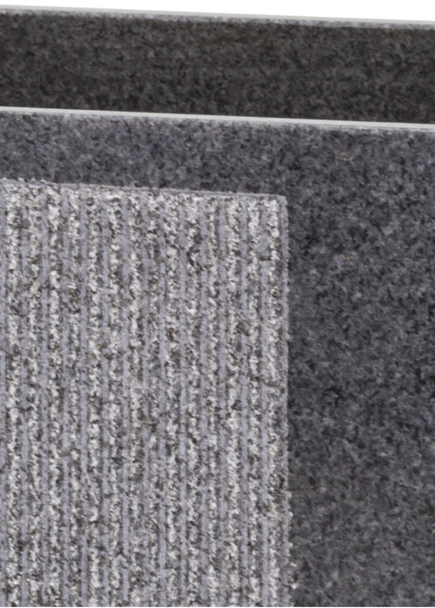 Granite square designer granite plant pots ? close up
