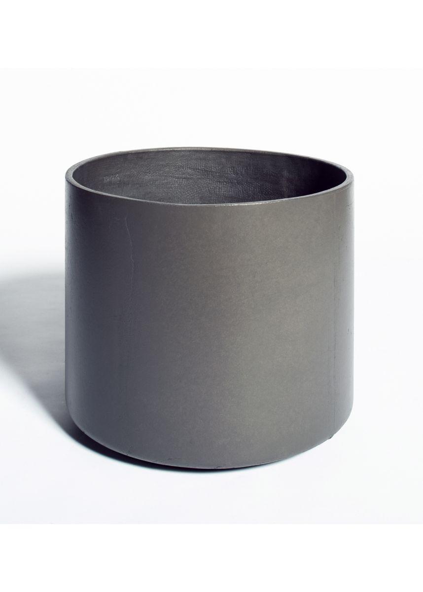 Delta cylinder shape plant pots