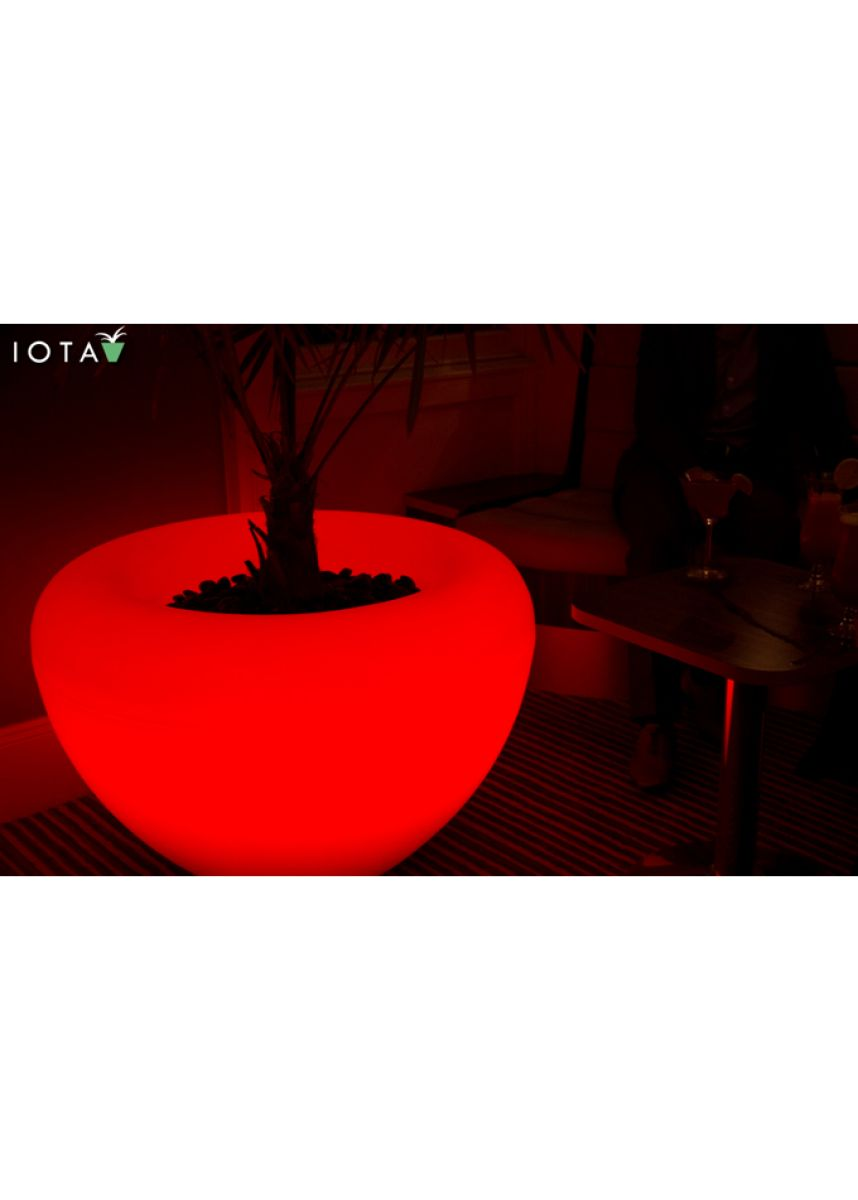 Planter Moodlighting for Businesses