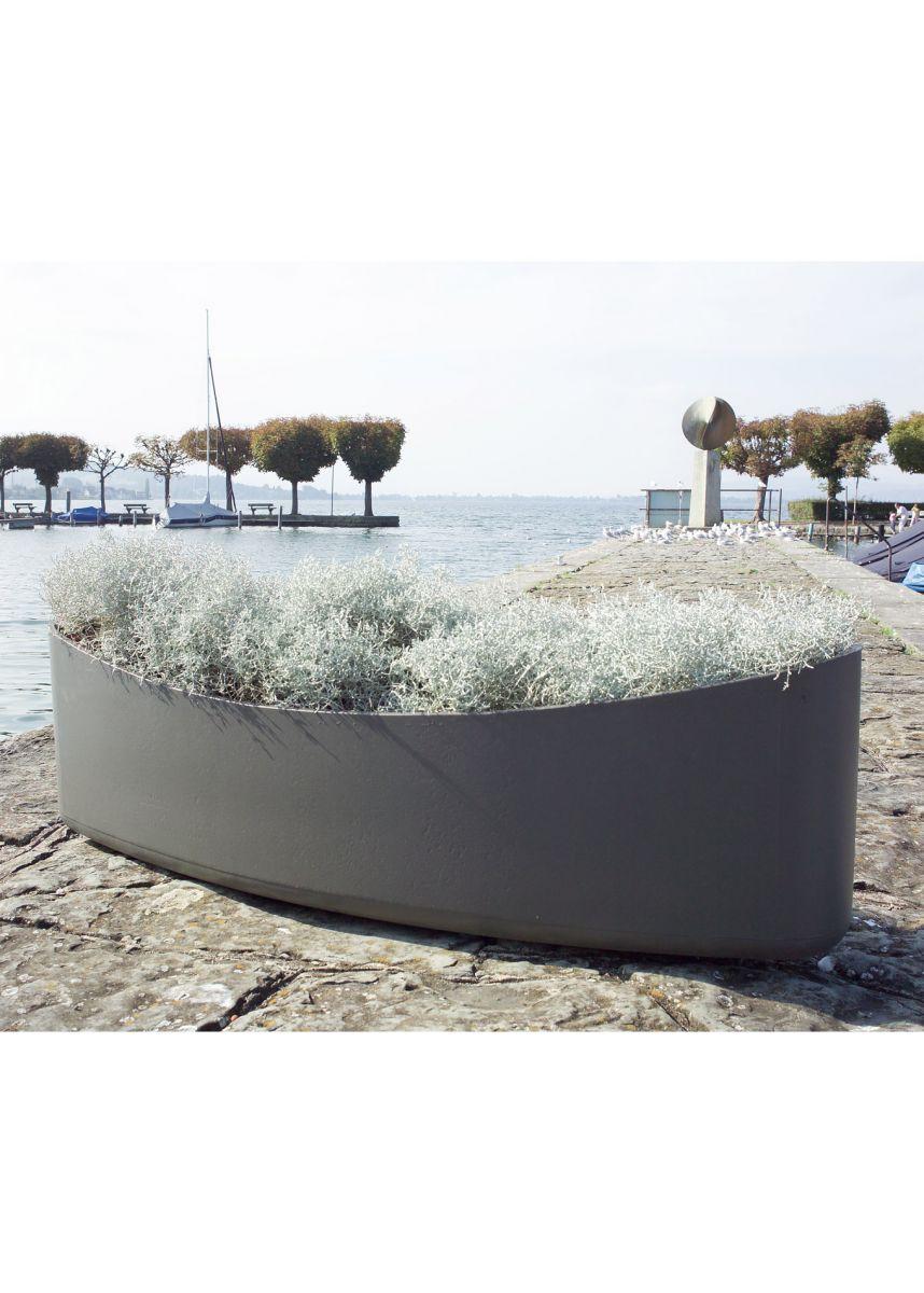 Public space FRC plant pot