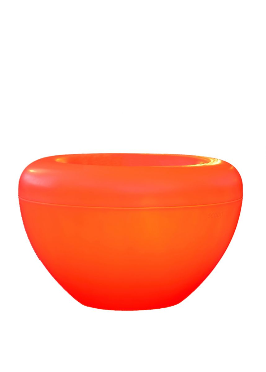 Illuminated Scoop Orange