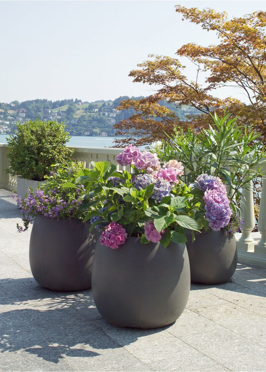 External rounded FRC planters