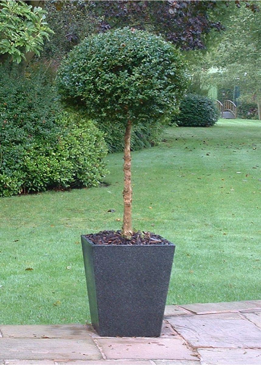 60cm granite garden planter