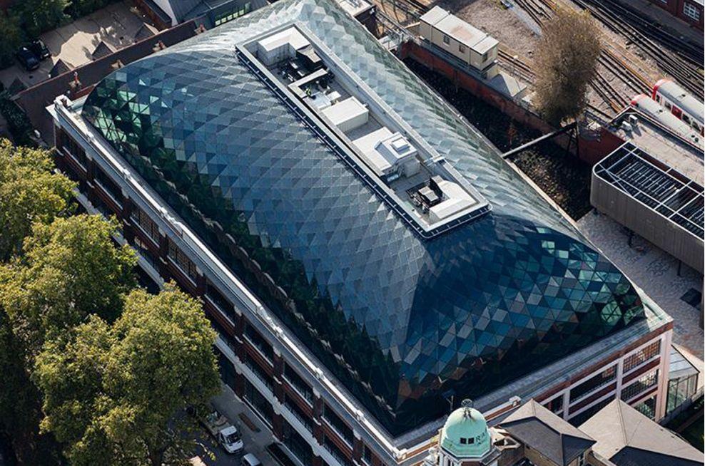 184 Shepherds Bush Road, Grade A office space in London