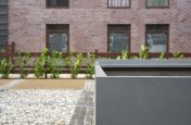 Interpon 610 Powder Coated Planters