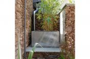 Galvanized Steel Planter