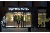 Bedford Hotel Bespoke Entranceway Lights