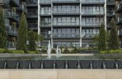 FRC Planters and Landscaped Gardens At Kew Bridge