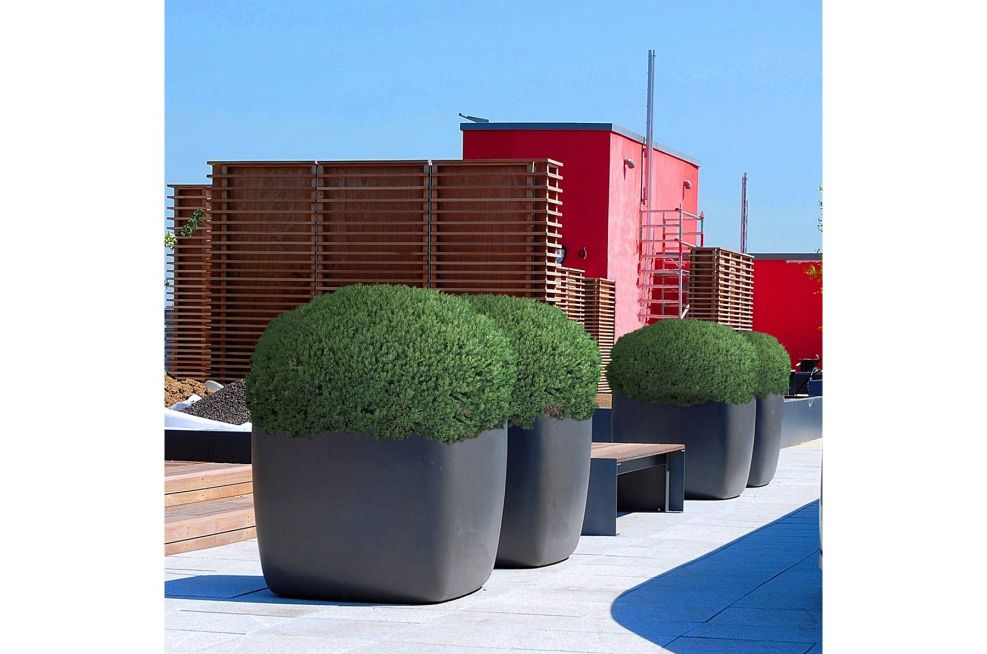 External Planters Made From Fibre Reinforced Cement