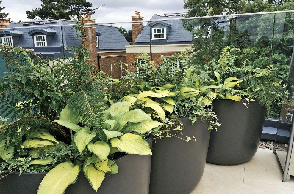 160 Litre Kyoto 70 Outdoor Planter
