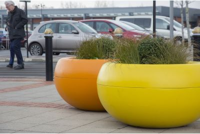 ALADIN 112 Boulevard Planters For Broughton Shopping Park