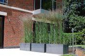IOTA Granite Planters at Burwood Park