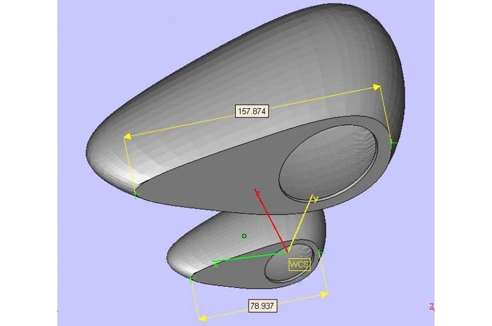 3D Printing Models Designed By IOTA