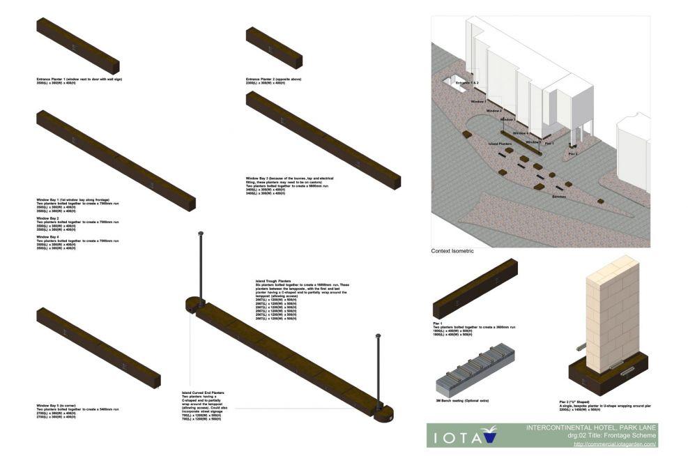 Landscaping Planning At IOTA