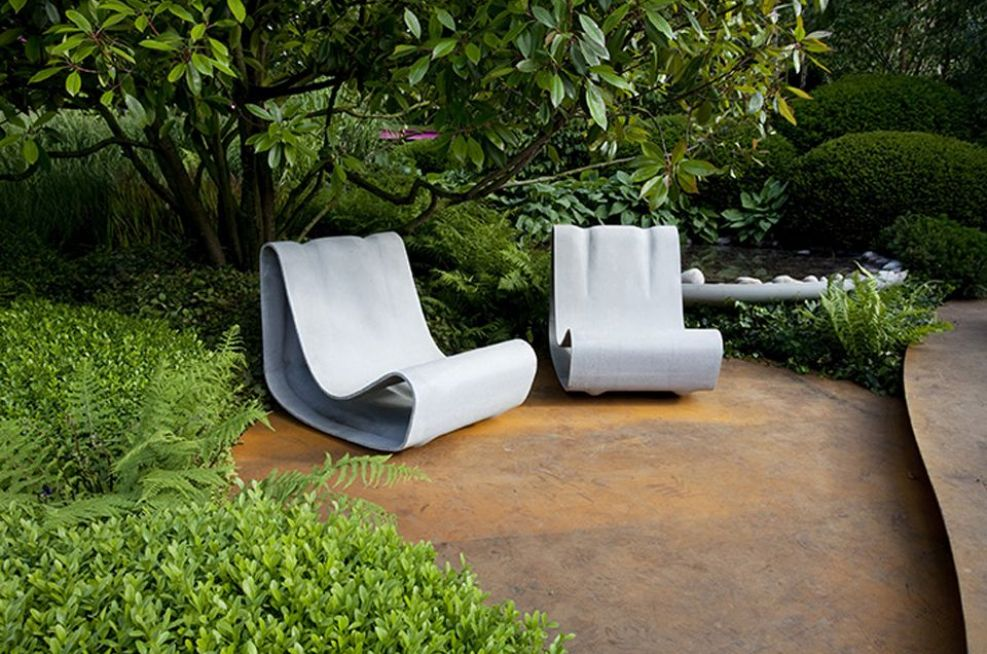 Chelsea Flower Show 2011 LOOP chair