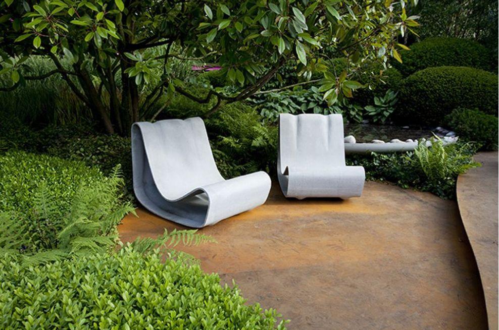 Chelsea Flower Show 2011 LOOP chair