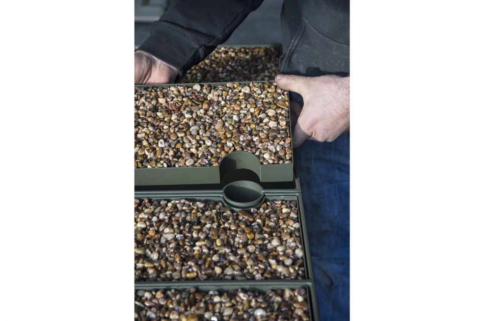 Resin Bound Gravel Infills Details