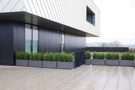 Boulevard Planters Manufactured By IOTA