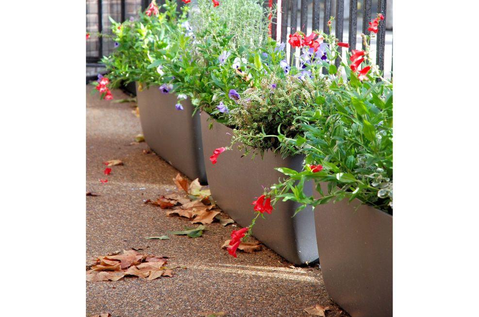 OSAKA Trough Planters At City University