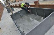 Super Size Bespoke Granite Planters
