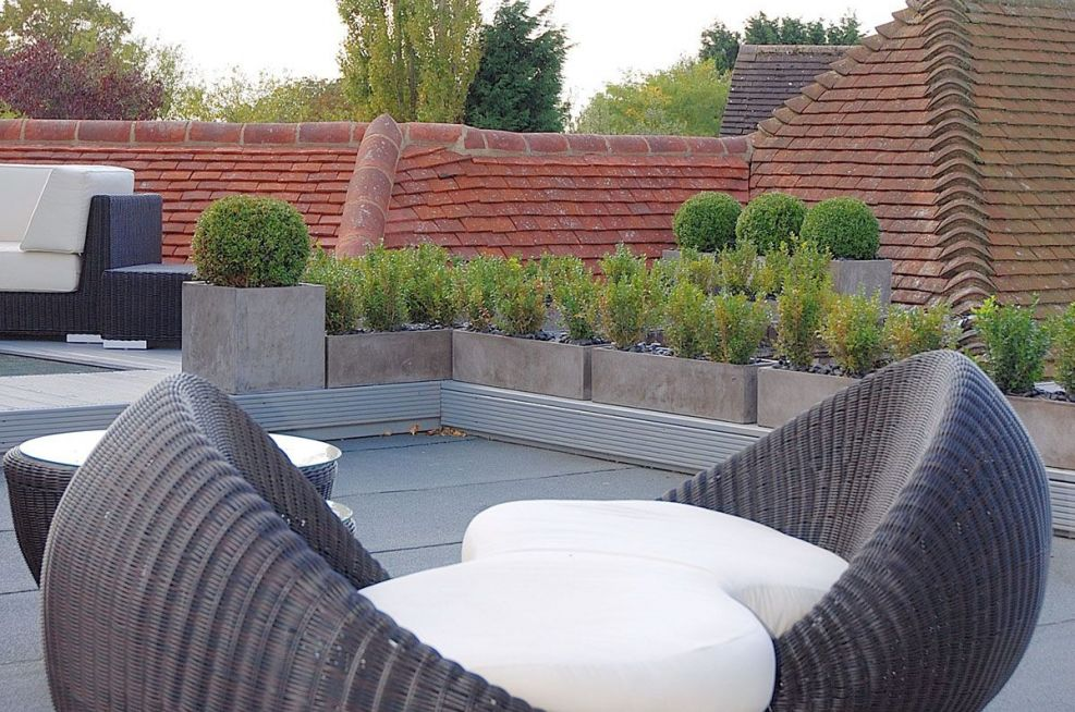 IOTA Fresco Planter Range