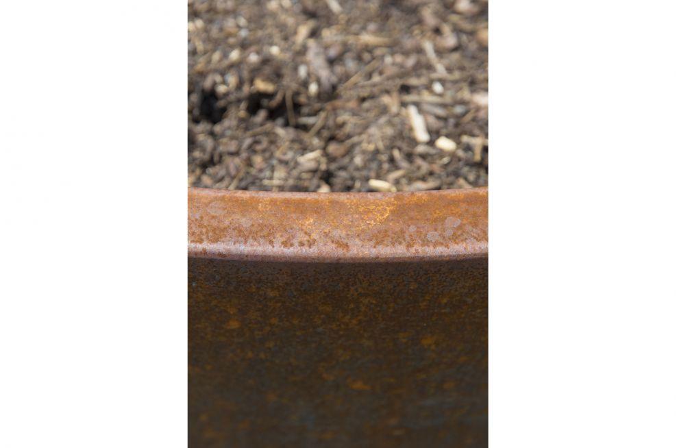 Weatherproof Corten Steel Planters