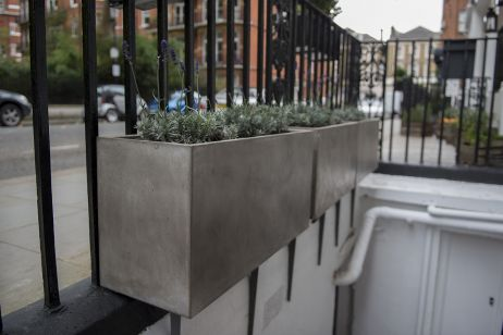 IOTAs Fresco Planters For Hotel Indigo London Kensington
